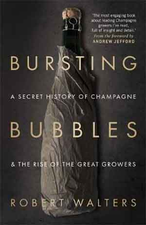 Champagne Boek Bursting Bubbles