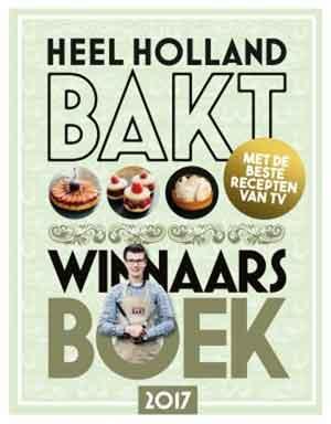 Heel Holland Bakt Winnaar Kookboek Hans Spitsbaard