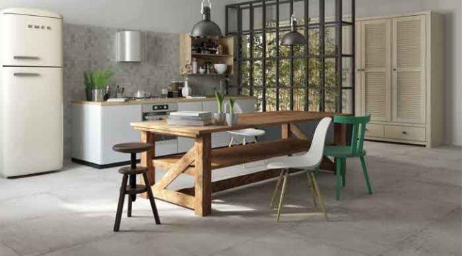 Keuken Verbouwen Keramische Keukenvloer