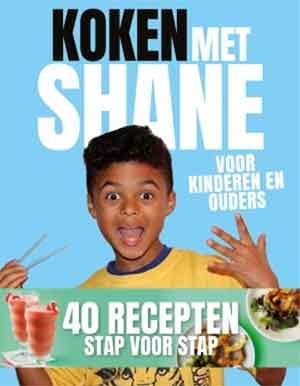 Koken met Shane Kookboek Shane Kluivert