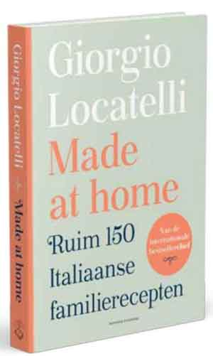 Made at Home Italiaans Kookboek Giorgio Locatelli
