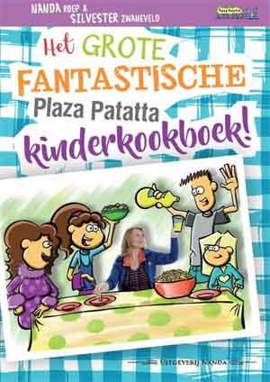 Plaza Patatta Kinderkookboek