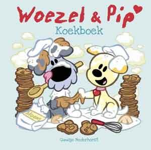 Woezel & Pip Kookboek Nieuwe Kinderkookboeken