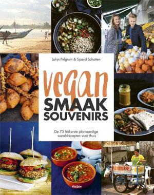 Kookboek Vegan Smaaksouvenirs Veganistische Wereldgerechten