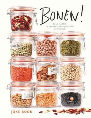 Bonen Kookboek Joke Boon