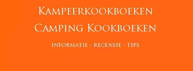 Camping Kookboeken Kampeerkookboeken