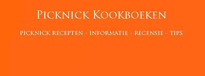 Picknick Kookboeken