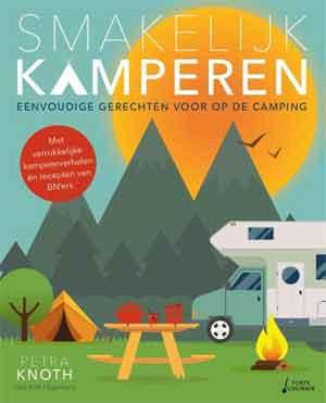 Smakelijk kamperen Petra Knoth Kampeerkookboek