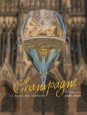 Bert Crum Champagne Boek