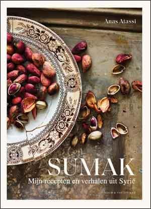 Anas Atassi Sumak Kookboek Recepten uit Syrië