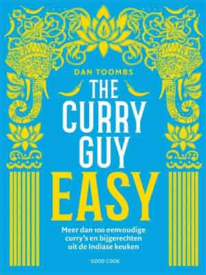 The Curry Guy Easy Kookboek Curry Recepten