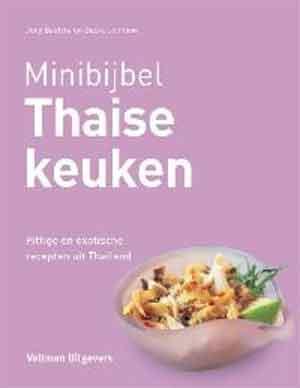 Minibijbel Thaise Keuken Thais Kookboek