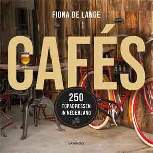 Fiona de Lange Cafés Recensie Boek over de Beste Biercafés