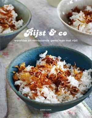Nisha Katona Rijst & Co Kookboek Rijstgerechten