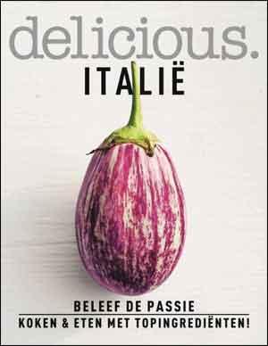 Delicious Italië Kookboek