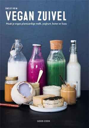 Emilie Holm Vegan zuivel Kookboek Recensie