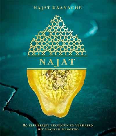Najat Kaanache Najat Recensie Marokkaans Kookboek