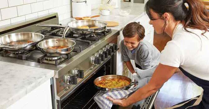 Professionele Keuken Thuis Inrichten Tips en Advies