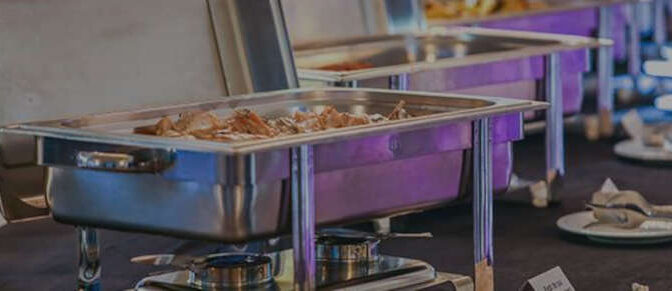 Wat is een Chafing Dish